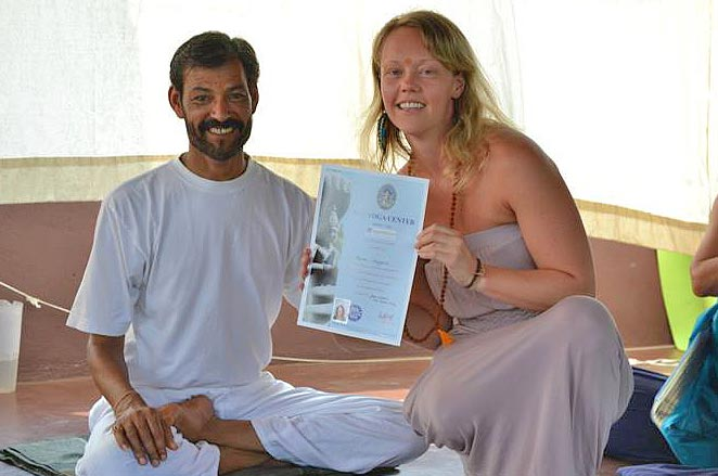 yoga teacher training in india 2015
